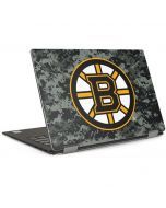 Boston Bruins Camo Dell XPS Skin