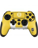 Boston Bruins Color Pop PlayStation Scuf Vantage 2 Controller Skin