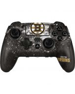 Boston Bruins Frozen PlayStation Scuf Vantage 2 Controller Skin
