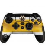 Boston Bruins Jersey PlayStation Scuf Vantage 2 Controller Skin