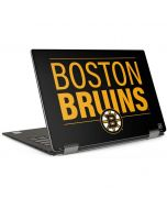 Boston Bruins Lineup Dell XPS Skin