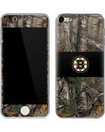 Boston Bruins Realtree Xtra Camo Apple iPod Skin