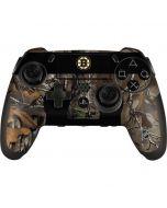 Boston Bruins Realtree Xtra Camo PlayStation Scuf Vantage 2 Controller Skin