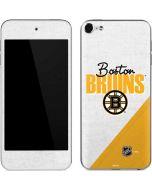 Boston Bruins Script Apple iPod Skin