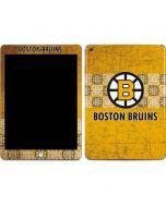 Boston Bruins Vintage Apple iPad Skin