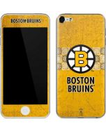 Boston Bruins Vintage Apple iPod Skin