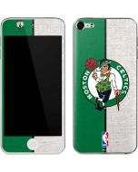 Boston Celtics Canvas Apple iPod Skin