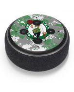 Boston Celtics Digi Camo Amazon Echo Dot Skin