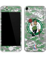Boston Celtics Digi Camo Apple iPod Skin