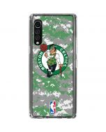 Boston Celtics Digi Camo LG Velvet Clear Case