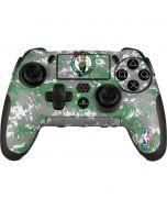 Boston Celtics Digi Camo PlayStation Scuf Vantage 2 Controller Skin