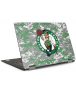 Boston Celtics Digi Camo Dell XPS Skin