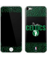 Boston Celtics Elephant Print Apple iPod Skin