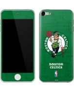 Boston Celtics Green Primary Logo Apple iPod Skin