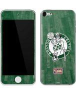 Boston Celtics Hardwood Classics Apple iPod Skin