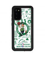 Boston Celtics Historic Blast Galaxy S20 Waterproof Case