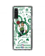 Boston Celtics Historic Blast LG Velvet Clear Case