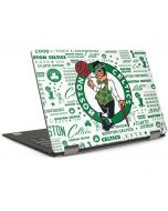 Boston Celtics Historic Blast Dell XPS Skin