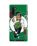 Boston Celtics Large Logo Galaxy Note 10 Pro Case
