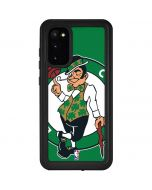 Boston Celtics Large Logo Galaxy S20 Waterproof Case