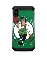 Boston Celtics Large Logo iPhone XS Max Cargo Case