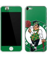 Boston Celtics Large Logo Apple iPod Skin