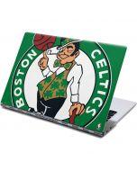 Boston Celtics Large Logo Yoga 910 2-in-1 14in Touch-Screen Skin