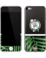Boston Celtics Retro Palms Apple iPod Skin