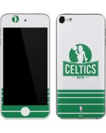 Boston Celtics Static Apple iPod Skin