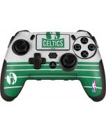 Boston Celtics Static PlayStation Scuf Vantage 2 Controller Skin