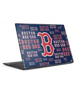 Boston Red Sox - Cap Logo Blast HP Envy Skin