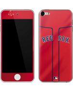 Boston Red Sox Alternate/Away Jersey Apple iPod Skin