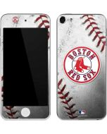 Boston Red Sox Game Ball Apple iPod Skin