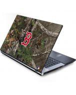 Boston Red Sox Realtree Xtra Green Camo Generic Laptop Skin