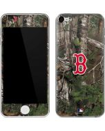 Boston Red Sox Realtree Xtra Green Camo Apple iPod Skin