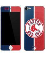 Boston Red Sox Split Apple iPod Skin