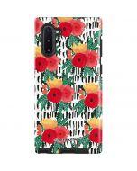 Bouquets Print 3 Galaxy Note 10 Pro Case