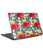 Bouquets Print 3 Dell XPS Skin