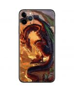 Bravery Misplaced Dragon and Knight iPhone 11 Pro Max Skin