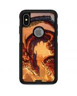 Bravery Misplaced Dragon and Knight Otterbox Commuter iPhone Skin