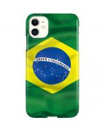 Brazil Flag iPhone 11 Lite Case