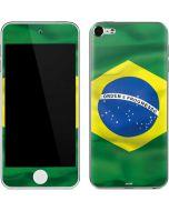 Brazil Flag  Apple iPod Skin