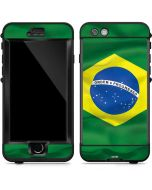 Brazil Flag  LifeProof Nuud iPhone Skin