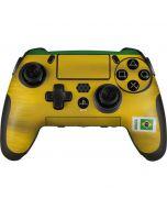 Brazil Soccer Flag PlayStation Scuf Vantage 2 Controller Skin