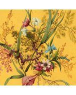 Yellow Marble End by William Kilburn Apple iPod Skin