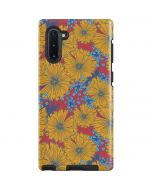 Bright Fall Flowers Galaxy Note 10 Pro Case