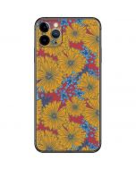 Bright Fall Flowers iPhone 11 Pro Max Skin