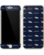 Denver Broncos Blitz Series iPhone 6/6s Skin