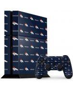 Denver Broncos Blitz Series PS4 Console and Controller Bundle Skin