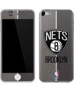 Brooklyn Nets Canvas Apple iPod Skin